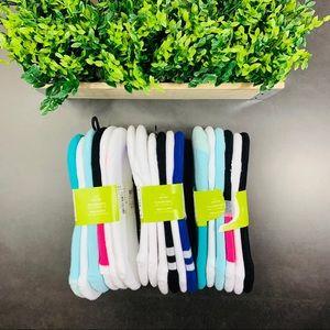 NWT BUNDLE Hue Sneaker Liners (18 total)